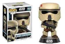 Funko Pop! Star Wars Rogue One-scarif Stormtrooper #145 - En Mano Reino Unido