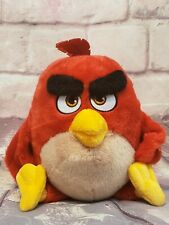 """Rovio Angry Birds Talking Red 10"""" Plush 2016 Commonwealth Stuffed Toy"""