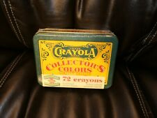 Crayola 72 Crayons Collector's Tin - Canadian Limited Edition SEALED
