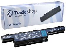 AKKU für PACKARD BELL EasyNote TSX66 TSX-66 TS11SB NS85 6600mAh