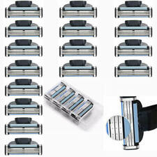 16Pcs 4Pack Razor Blades Refill for Gillette MACH 3 Shavers Shaving Cartridges