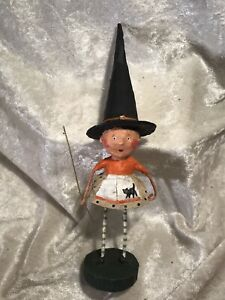 Lori Mitchell Halloween Wicked Willow Girl Witch #22115