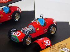 FERRARI 500F2 #30  WINNER SWISS GP 1952 PIERO TARUFFI QUARTZO Q4124 1:43