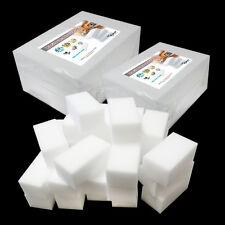 """50 BULK PACK Magic Sponge Eraser Melamine Cleaning Foam 1.5"""" Thick USA Seller"""