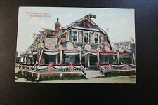 Postcard Tradd Co Store Brant Rock Massachusetts c1911