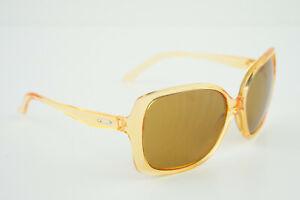 Oakley BECKON Cantaloupe Orange / Bronze OO9125 Women's Oversized Lenses
