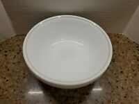 """Set of 3 Corelle Peach Garland 6 1/4"""" Cereal or Soup Bowls EUC"""