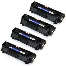 4PK NON-OEM for HP Q2612A Toner Cartridge 1010/1012/1015/1018/1020/3052/3050