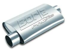 Borla 40358 Proxs Muffler 25 Offset Inlet With 25 Centered Outlet 14 Case