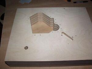 Plinth for Lenco L70, L75, L78 model PTP5