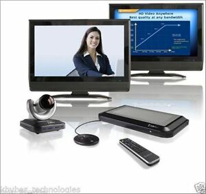 Lifesize Team 220 HD Video Conference System with 4 Way Multi-Point Calling