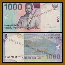 Indonesia 1000 (1,000) Rupiah, 2013 P-141 Replacement (XA) Unc