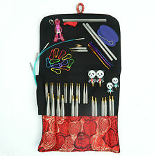 "Knitting Needles 12.7cm HiyaHiya 7.5mm x 5/"" Steel Interchangeable Tips"