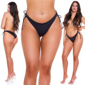 Sexy KouCla Brazilian Bikini Slip Bikinihose Badehose
