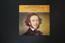 Mendelssohn - Le songe d'une nuit d'été - Les hébrides - LP