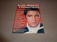 Elvis Presley - A Photoplay Tribute - Special Collector's Edition - 1977