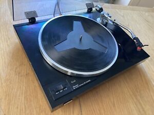 Sansui SR222 Mk2 Turntable. Ortofon FF15E