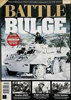 BATTLE OF THE BULGE 2021 HISTORY OF WAR Magazine GREATEST CAMPAIGN OF WWII / New