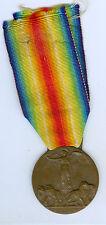 medaglia I guerra coniata nel bronzo nemico