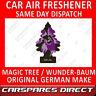 Magic Tree Ambientador de Coche Relax Original y el Mejor - Wunder-Baum Nuevo