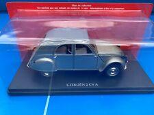 1/24 1/24eme Collection Passion Citroën N°12  2CV A voiture miniature Hachette