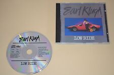 Earl Klugh - Low Ride / Capitol 1983 / W. Germany 1st. Press / No Barcode