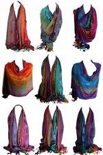 Sciarpa da donna multicolore