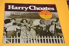 HARRY CHOATES LP FIDDLE KING...JAZZ ORIG ARHOOLIE LABEL SIGILLATO SEALED !