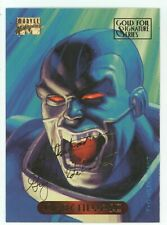 1994 Marvel Masterpiece Gold Foil Signature Series You Pick Finish Your Set