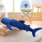 new Cute Plush Toy Whale Shark 55CM Stuffed Animal Soft Plushies Doll Pillow