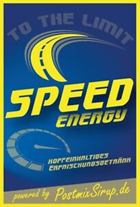 Energy Drink - Konzentrat - Postmix - Sirup - Getränkesirup - 20l BiB (4,85€/L)