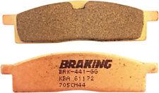 Braking CM44 Brake Pads Yamaha YZ85/YZ80/TT-R125L/TT-R125/TT-R125LE/TT-R125E