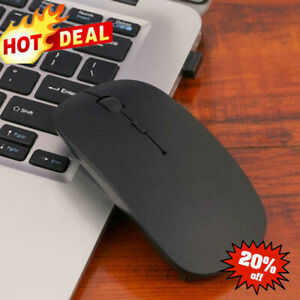 2.4 GHz Wireless Cordless Mouse Mice Optical Scroll For PC Laptop+USB