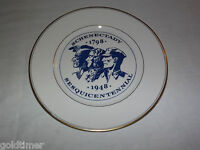 VINTAGE 1798-1948 SCHENECTADY SESQUICENTENNIAL  SOUVENIR COLLECTOR PLATE