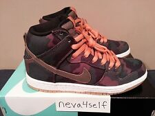 Nike Dunk High Premium SB 510 Five One O Camo Size 7.5 BNIB!!