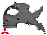 OEM MITSUBISHI EVO 9 MIVEC LOWER TIMING COVER 1062A023