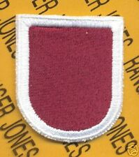 15th Medical Bn 1st Cavalry Division beret flash patch