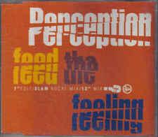 Perception-Feel the Feeling cd maxi single
