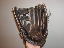 "New listing Baseball Softball Glove Rawlings 13.5"" Mens Adult SG 96B Pad Lock Leather Black"