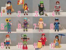 Playmobil figure serie 18 fille et garçon