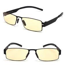 New Professional Anti-Blu-ray Glasses Computer TV Gamer Anti Glare Radiation UV