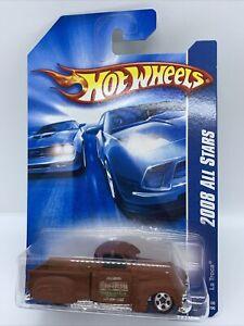Hot Wheels La Troca - 2008 All Stars #42 Rust Color