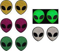 Alien Trip (5 Pairs) Disposable Satin Nipple Cover Pasties