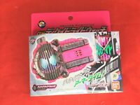 Masked Kamen Rider Zi-O DX Decade Ride Watch BANDAI Japan import