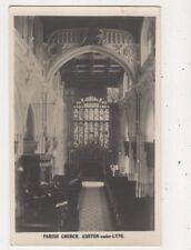 Parish Churtch Ashton Under Lyne Vintage Plain Back RP Card 965a