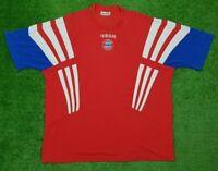 Bayern München Adidas Trikot Opel XL 1993/1994/1995 Trainingsshirt