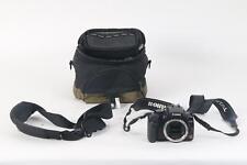 AS IS Canon EOS Rebel XTi Digital SLR Camera - Black Body