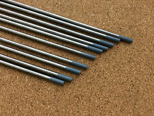 3.2mm x 150mm Grey Tungsten 2% Ce Ceriated AC / DC Tig Welding Electrode WC20