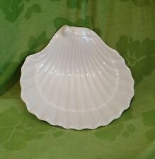 Upper Canada Collection White Shell / Seashell Soap Dish