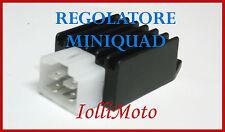 REGOLATORE DI TENSIONE MINIQUAD MINIMOTO MINICROSS 4T 2T 50 90 75 110 CINESI